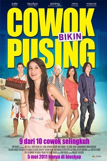 Poster of Cowok Bikin Pusing