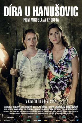 Poster of Nowhere in Moravia