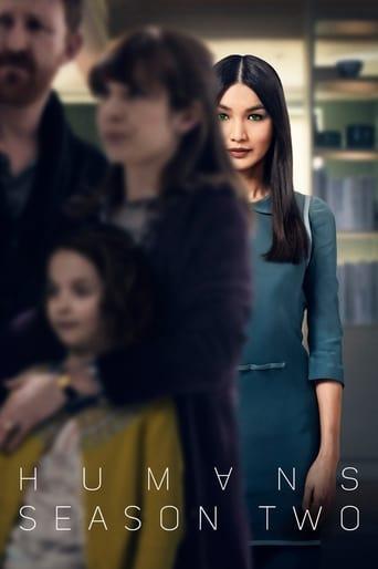 Žmonės / Humans (2016) 2 Sezonas EN