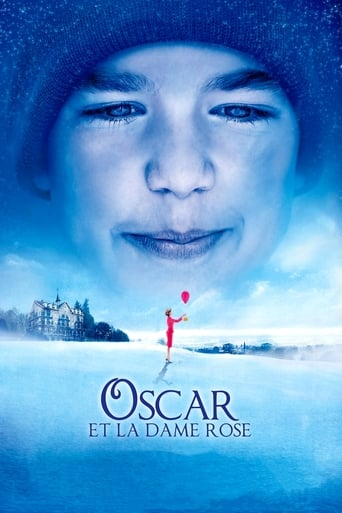 Poster of Oscar and the Lady in Pink