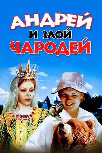 Poster of Andrey and Evil Wizard