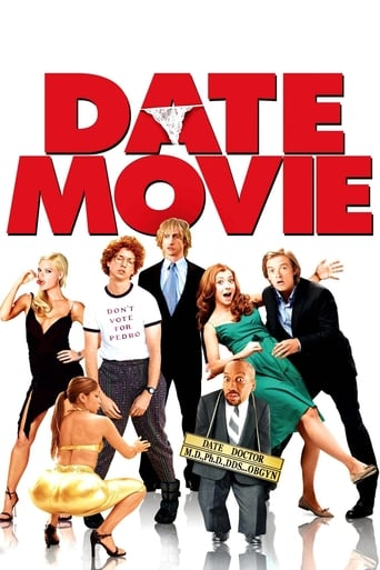 Poster of Date Movie