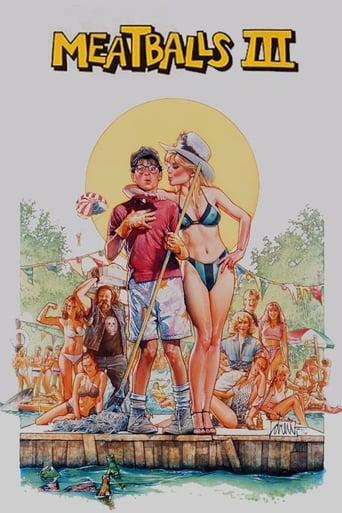 Poster of Meatballs III: Summer Job