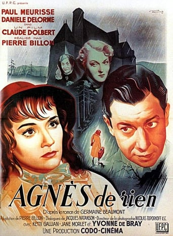 Poster of Agnès de rien