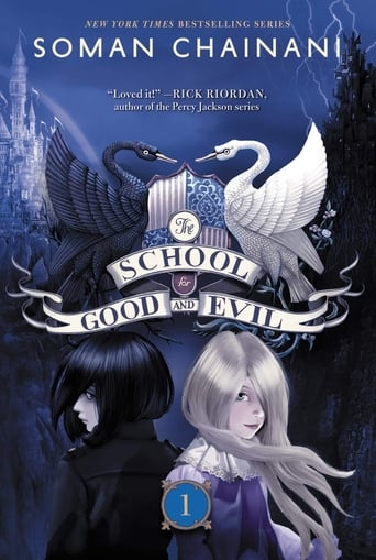 Poster of The School for Good and Evil