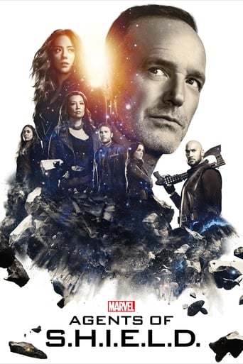 Filmplakat von Marvel's Agents of S.H.I.E.L.D.