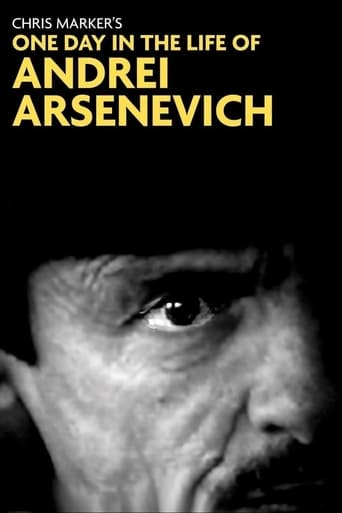 Poster of One Day in the Life of Andrei Arsenevich