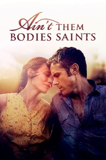 Poster of Ain't Them Bodies Saints