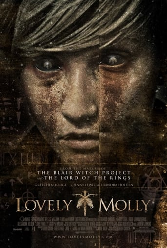 Poster of Lovely Molly