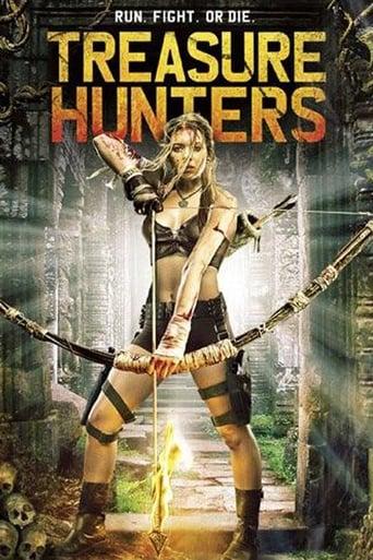 Poster of Treasure Hunters