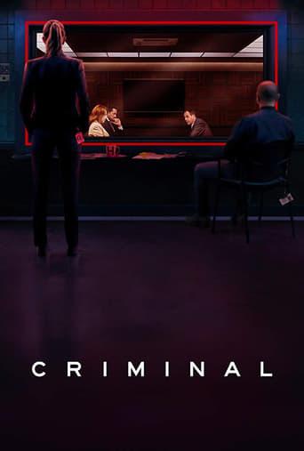 Poster of Criminal: UK