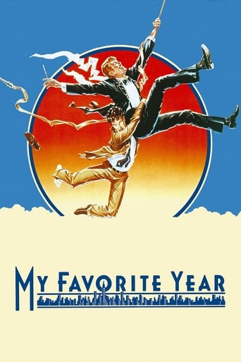 Poster of My Favorite Year
