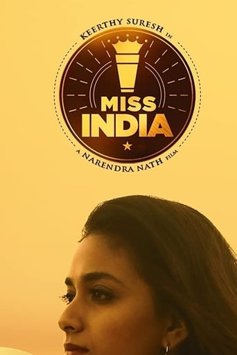 Poster of Miss India