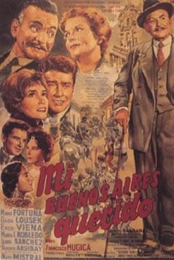 Poster of Mi Buenos Aires querido