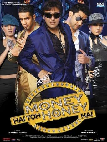 Poster of Money Hai Toh Honey Hai