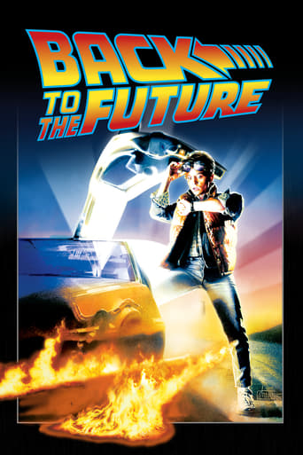 Poster of Back to the Future