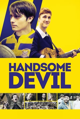 Poster of Handsome Devil