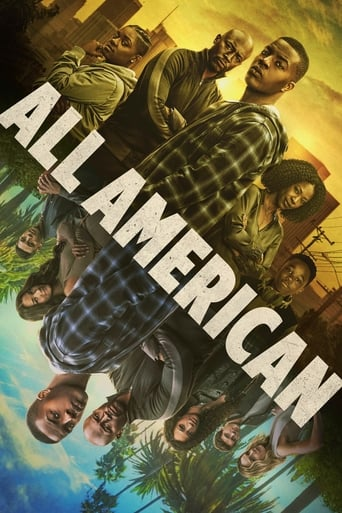 Poster of All American