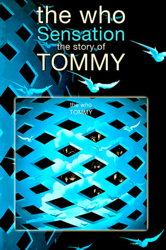 Poster of The Who Sensation: The Story of Tommy