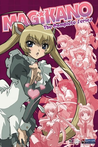 Poster of Magikano