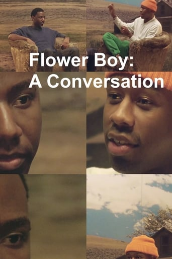 Poster of Flower Boy: A Conversation
