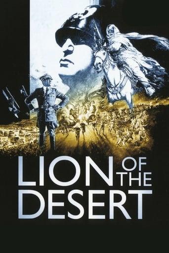 Poster of Lion of the Desert