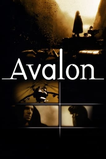 Poster of Avalon