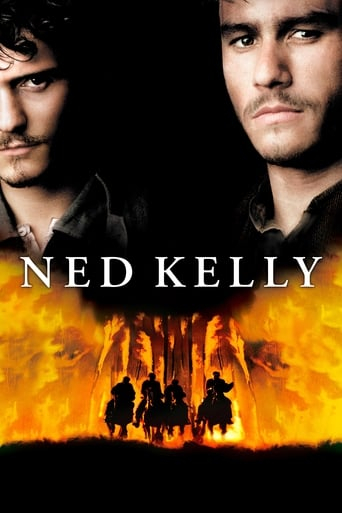 Poster of Ned Kelly, comienza la leyenda