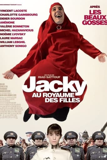 Poster of Jacky in the Kingdom of Women