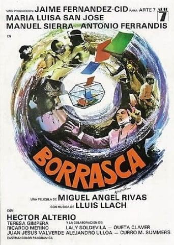 Poster of Borrasca