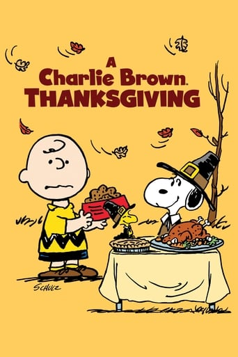 Poster of A Charlie Brown Thanksgiving