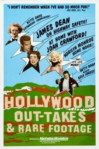 Poster of Hollywood Out-takes and Rare Footage