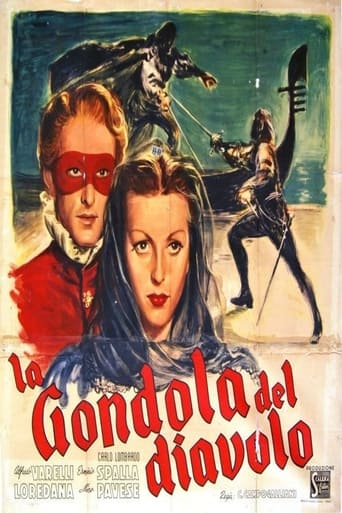 Poster of La gondola del diavolo