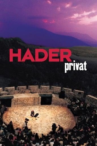 Poster of Josef Hader - Privat