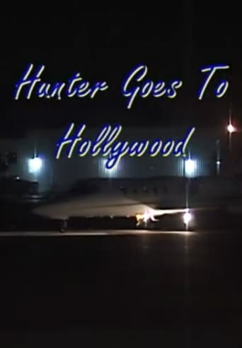Hunter Goes to Hollywood poster