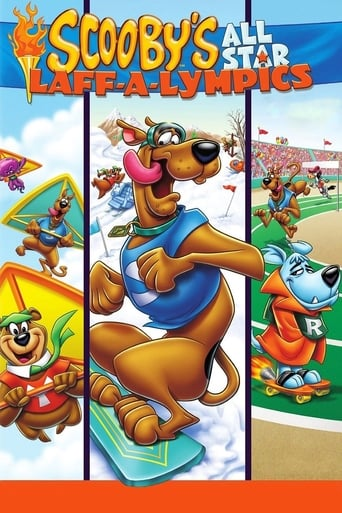 Poster of Scooby's All-Star Laff-A-Lympics