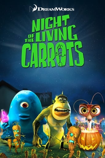 Poster of Night of the Living Carrots