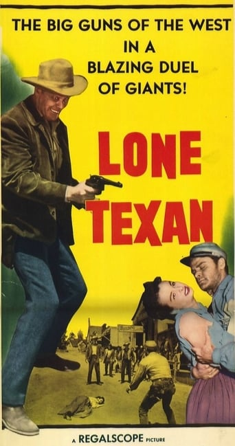 Poster of Lone Texan
