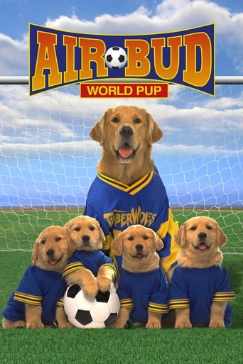 Poster of Air Bud: World Pup