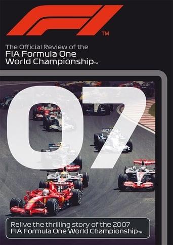 Poster of 2007 FIA Formula One World Championship Season Review
