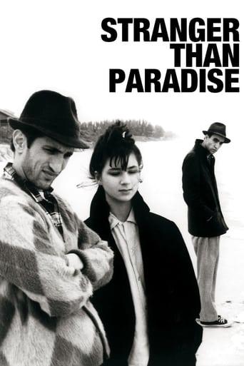Poster of Stranger Than Paradise