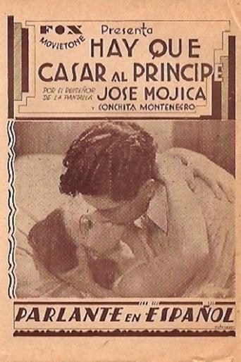 Poster of Hay que casar al príncipe