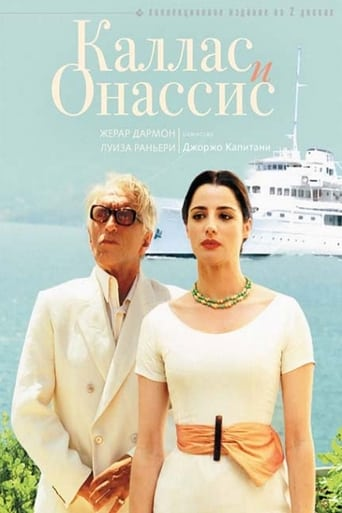 Poster of Callas & Onassis