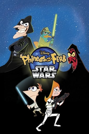 Poster of Phineas and Ferb: Star Wars