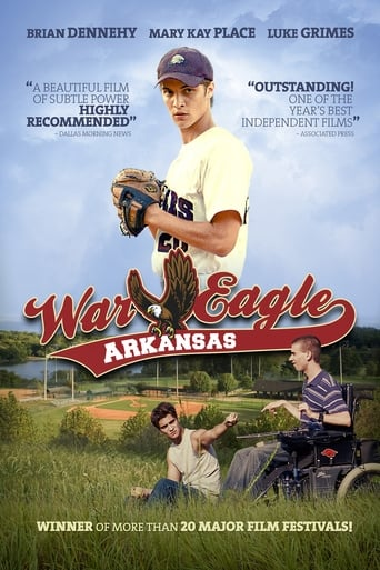 Poster of War Eagle, Arkansas
