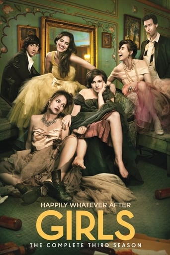 Merginos / Girls (2014) 3 Sezonas