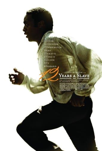 12 Years a Slave - filmaffisch