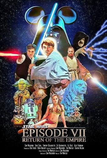 Poster of Disney Star Wars Episode VII: Return of the Empire