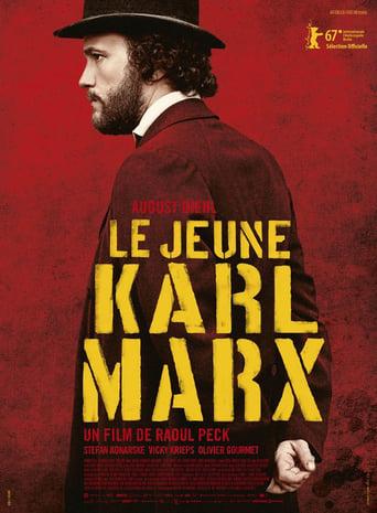 Poster of Le jeune Karl Marx