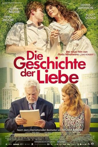 Filmplakat von Die Geschichte der Liebe